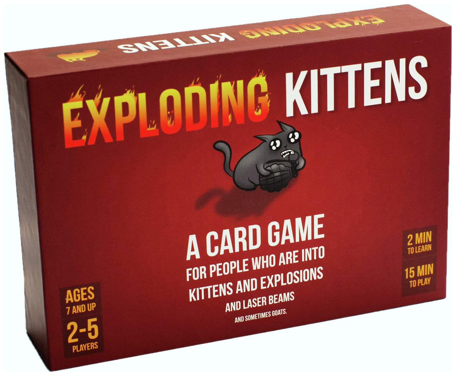 Exploding Kittens Original Edition Game