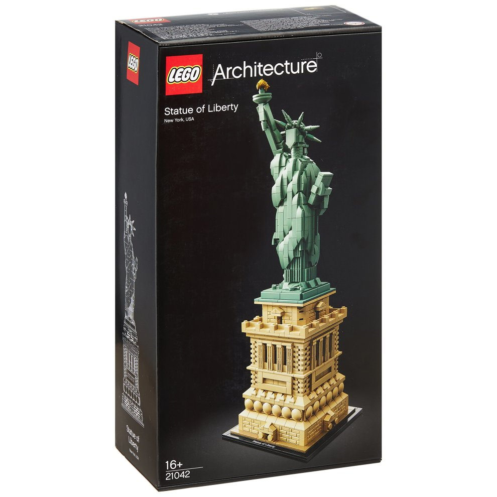 LEGO 21042 Architecture Statue of Liberty Building Set