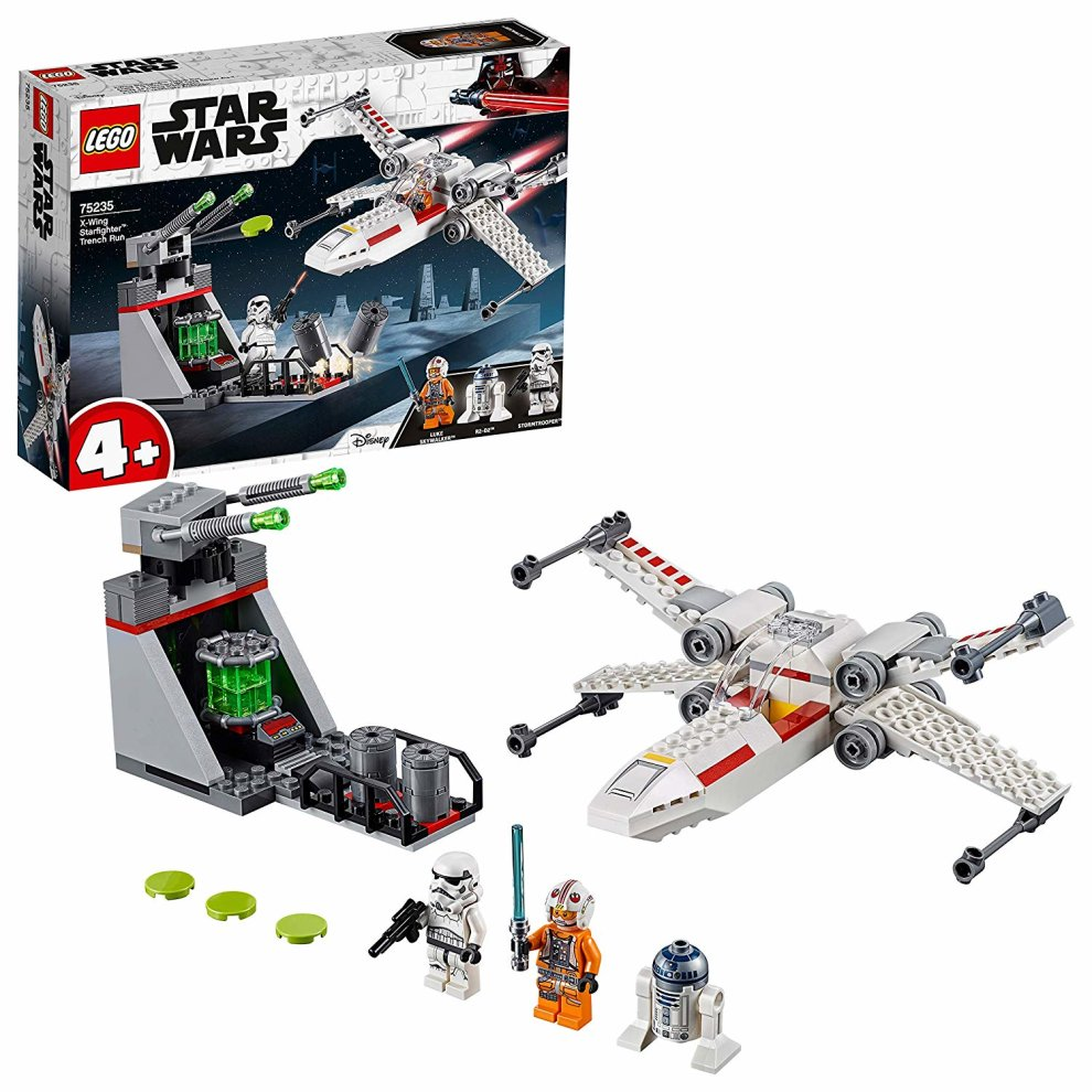 Lego Star Wars 75235 Classic X-Wing Starfighter