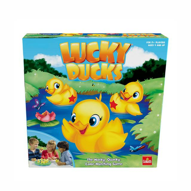 Goliath 'Lucky Ducks' Game