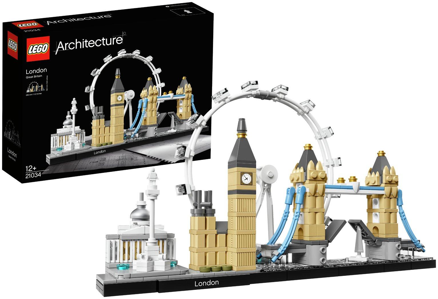 LEGO Architecture London City Building Kit - 21034