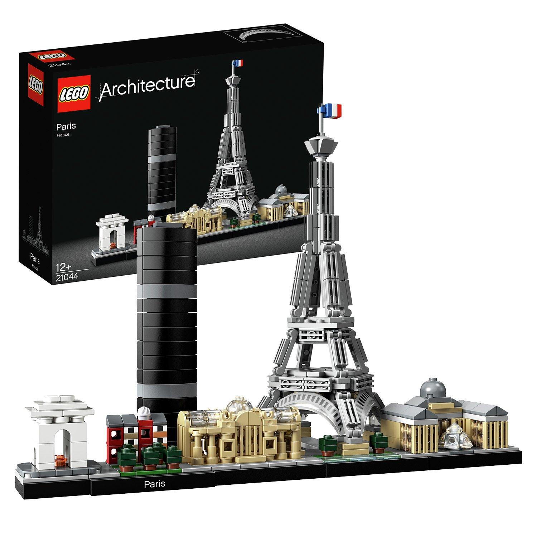 LEGO Architecture Paris City Building Kit - 21044