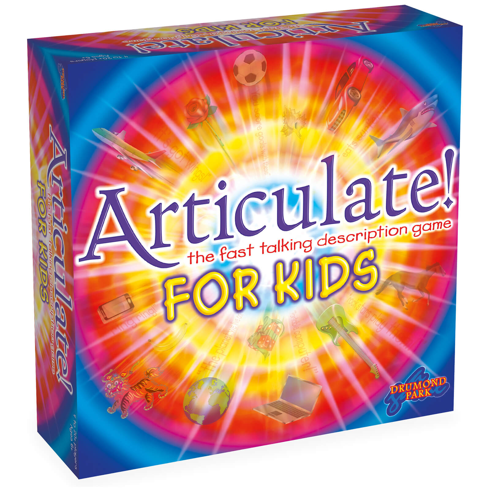 Articulate for Kids Game